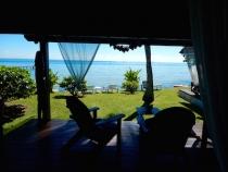 Villa deck 1